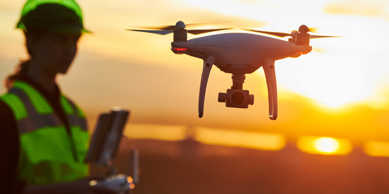 How to use drones in surveys