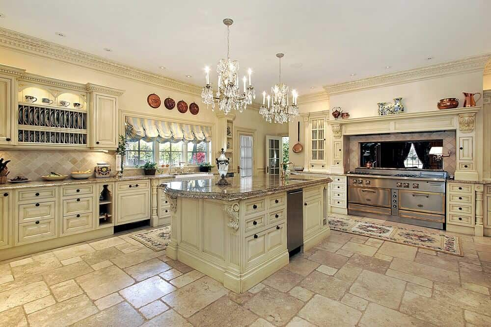 Superb ways to have a spacious kitchen