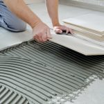 The costs involved in installing tiles